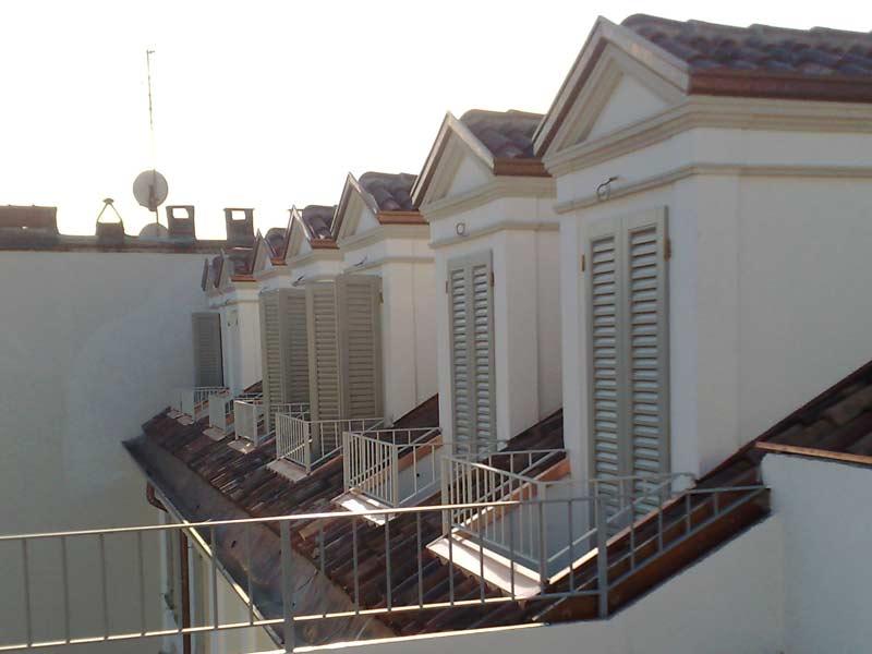 Palazzo di via Zenale Milano, restauro facciate