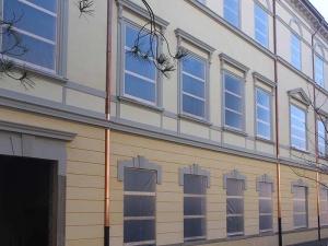 Custom designed project - The Historical School in Cervignano del Friuli