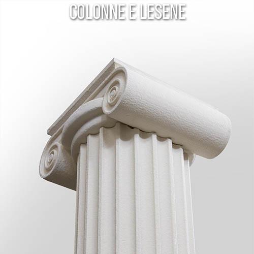 Eleni decor colonne in polistirolo e lesene decorative for Colonne in polistirolo prezzi