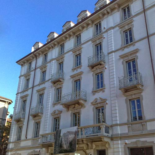 Restauro edificio residenziale storico Milano
