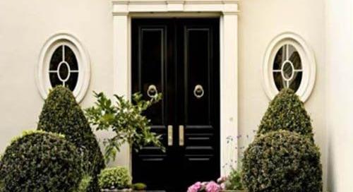 Cornici prefabbricate in polistirolo per porte esterne - Griglie per finestre esterne ...