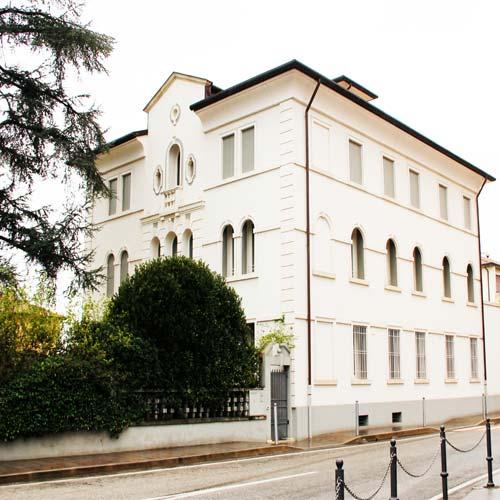 Restauro Villa dell' 800 a Carmignano di Brenta