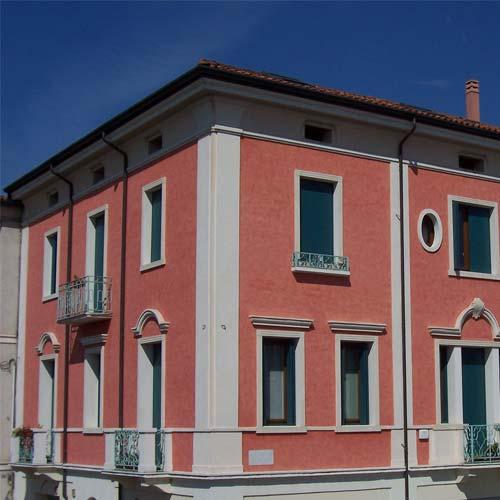 Restauro edifici centri storici