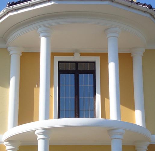 Cornici per porte esterne raccordi tubi innocenti - Imbotti in alluminio per finestre ...