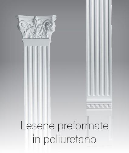 Colonne su misura eleni decor con colonne in polistirolo e for Colonne in polistirolo prezzi