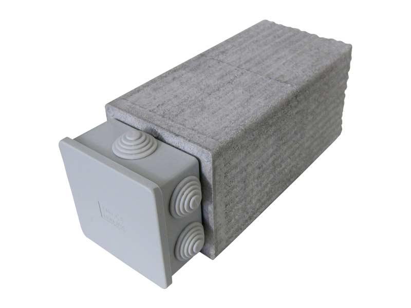 Insulation fixing elements