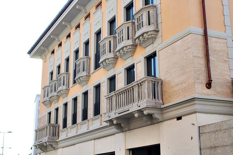 facciata Gallarate