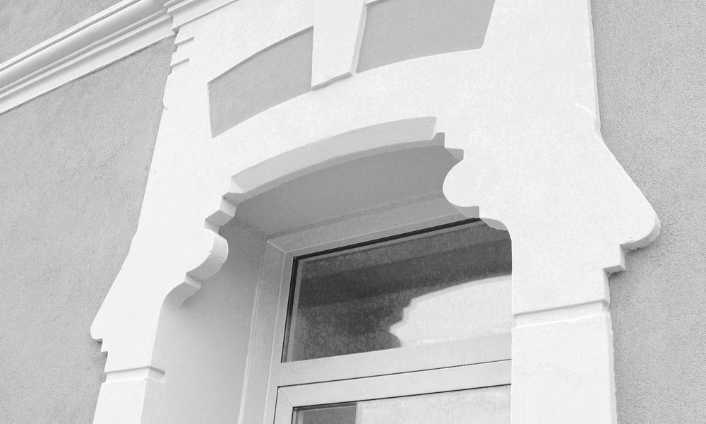 Cantiere Limena - dettaglio portale