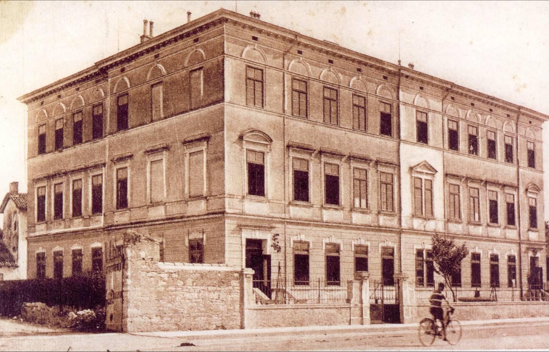 Scuole Cervignano del Friuli - 1918