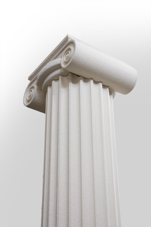 colonne polistirolo su misura per esterno ed interno