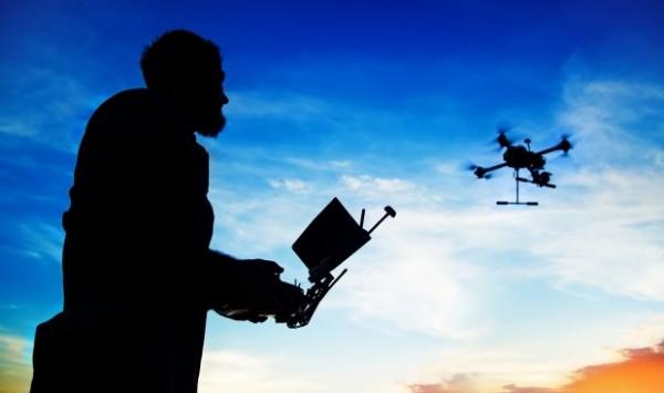rilievo e scannerizzazione 3d con droni