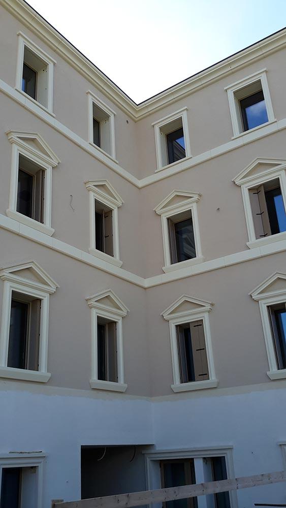 cornici per finestre Bassano