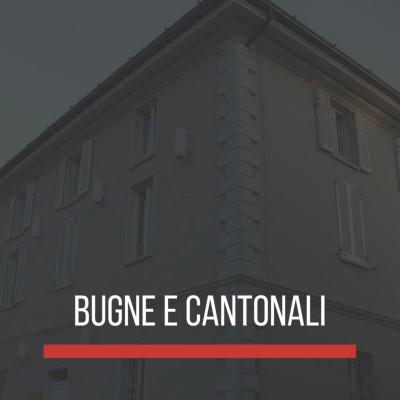 bugne e cantonali in polistirolo